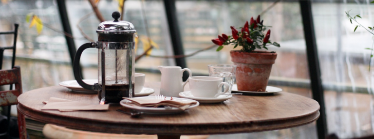 How to – Brew French Press Coffee